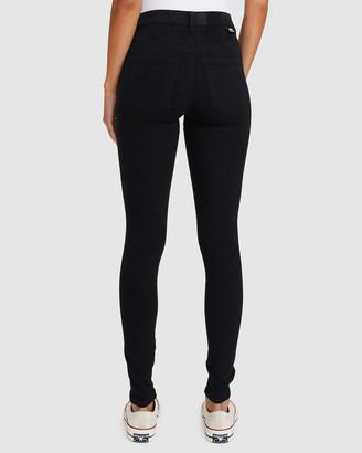 Dr. Denim Lexy Jeans Black