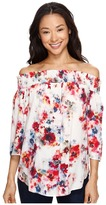 Karen Kane Off the Shoulder Top Women's Clothing