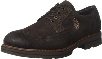U.S. Polo Assn. Syd Suede Mens Oxford Shoes