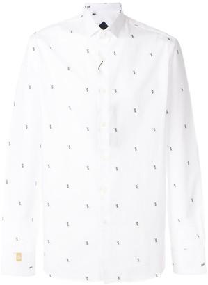 Billionaire printed shirt