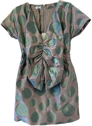 Au Jour Le Jour Grey Dress for Women