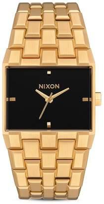 Nixon Ticket Link Bracelet Watch, 34mm