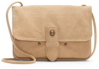 Lucky Brand Liza Leather Crossbody Bag