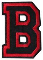Embroidered Letter B Patch