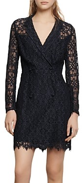 Sandro Nanie Lace Dress