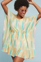 Anthropologie Hollie Batwing-Sleeved Tunic, Yellow