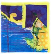 fe-fe fruit print scarf