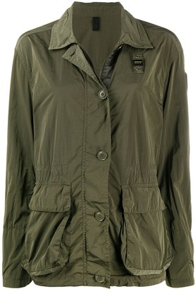 Blauer Fitted Cargo Jacket