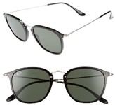 Ray-Ban Men's 51Mm Retro Sunglasses - Black/green