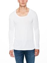BLK DNM Long Sleeve Crewneck Shirt