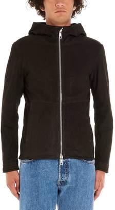 Giorgio Brato Zip-Up Hooded Jacket