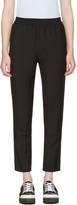 Harmony Black Plume Trousers
