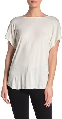 Bobeau Twist Back T-Shirt