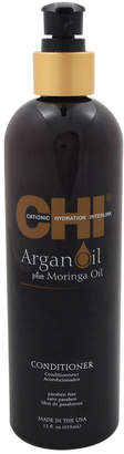 Chi 12Oz Argan Oil Plus Moringa Oil Conditioner