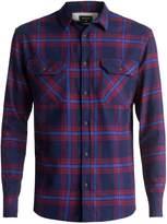 Quiksilver Men's Fitz Forktail Long Sleeve Shirt