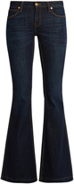 Burberry Mid-rise flared jeans
