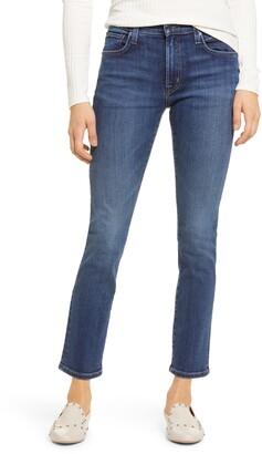 Edwin Demi Mid Rise Ankle Slim Jeans