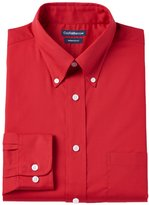 Croft & Barrow Big & Tall Slim-Fit Button-Down Dress Shirt