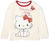 SANRIO Charmmy Kitty Pere1120 Long Sleeve Girl's T-Shirt
