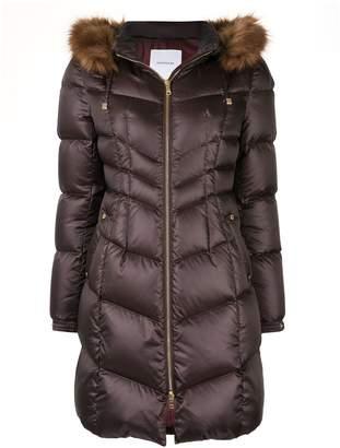 Loveless padded down jacket
