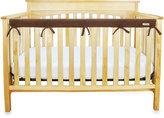 Trend Lab CribWrapTM Convertible Crib Long Narrow Rail Cover
