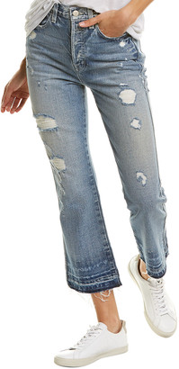 AYR The Styx Wolfpack Crop Jean