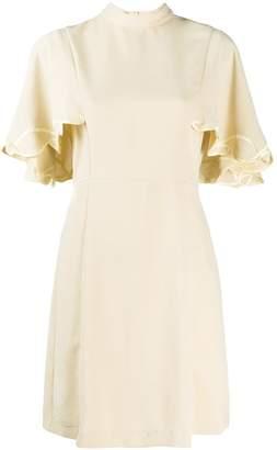 See by Chloe ruffled sleeved dress