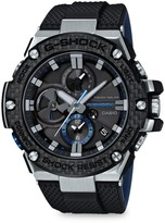 G-Shock G Shock Resin and Rubber-Strap Analog Watch