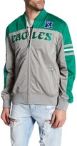 Mitchell & Ness NFL Front Zip Tailored Fit Jacket
