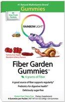 Rainbow Light Fiber Garden Gummies, 30 ct