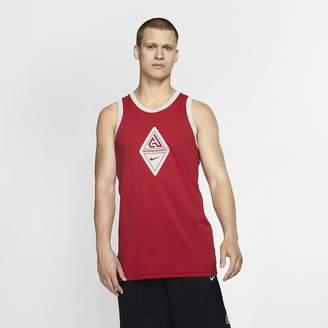 Nike Men's Sleeveless Logo Basketball Tank Giannis