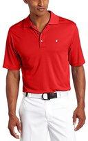 Izod Men's Performance Golf Grid Polo