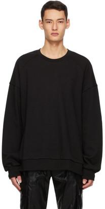 Juun.J Black Hands Sweatshirt