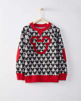 Hanna Andersson Disney Mickey Mouse Sweatshirt In French Terry