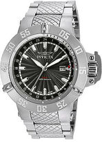 Invicta 21727 Men's Subaqua GMT Stainless Steel Grey Dial