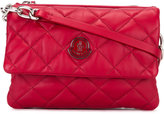 Moncler Poppy quilted crossbody bag - women - Leather - One Size