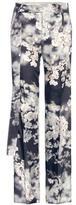 Calvin Klein Collection Gallart Printed Trousers