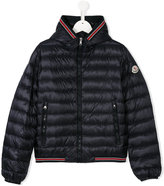 Moncler zipped padded jacket - kids - Polyamide/Polyamide-8 - 14 yrs