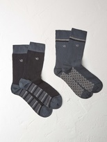 White Stuff Plain sock 2 pack
