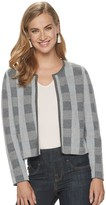 Elle Women's Short Pattern Coat