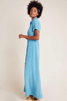 Diane von Furstenberg Georgia Silk Maxi Dress