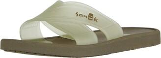 Sanuk Beachwalker Slide TX Black 9 B (M)
