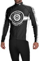 Canari Shift Cycling Jersey - UPF 50+, Long Sleeve (For Men)