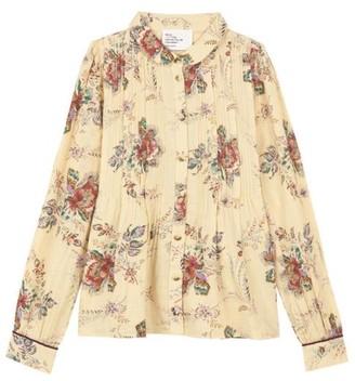 Leon & Harper - Cyrus Floral Shirt - Large