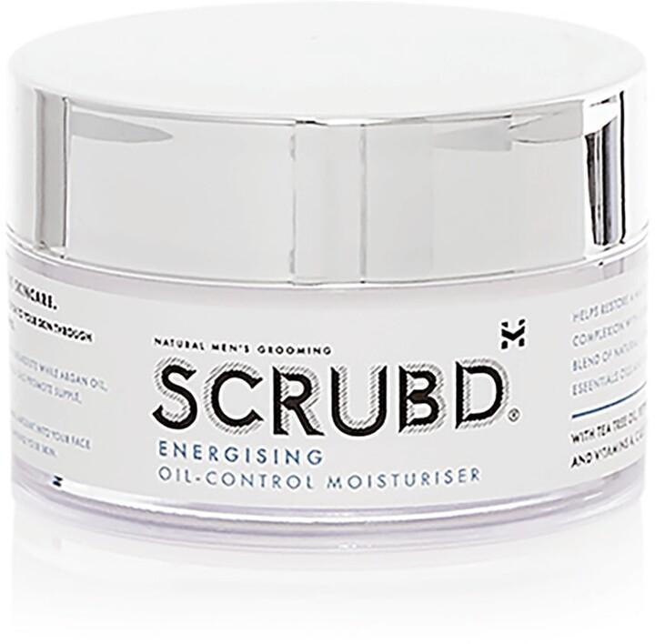 Thumbnail for your product : SCRUBD Energising Oil-Control Face Moisturiser 50Ml
