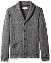 Levi's Men's Rand Shaw Collar Fleece Sweater Cardigan