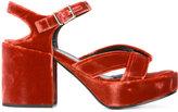 Jil Sander Bello sandals