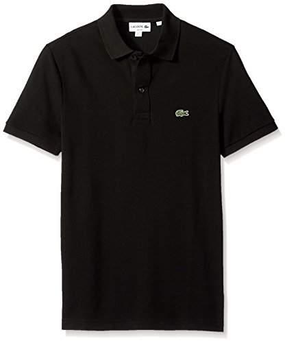 Lacoste Men's Classic Pique Slim Fit Short Sleeve Polo Shirt, PH4012-51