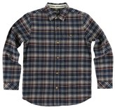 O'Neill 'Redmond' Plaid Flannel Shirt (Little Boys)
