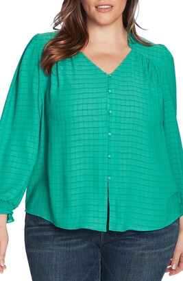 1 STATE Button Front Top